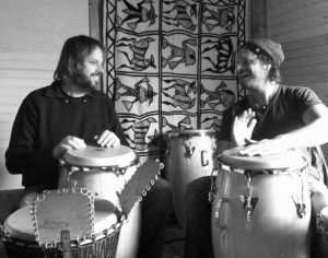 Daniel Verbaan and Sander Berkvens